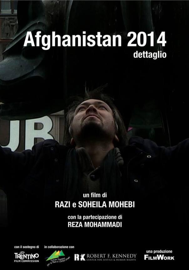 Afganistan 2014 - plakat